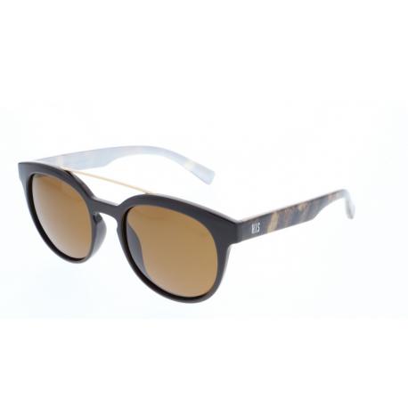Slnečné okuliare H.I.S. POLARIZED-HP78128-2, brown, brown POL, 51-19-141