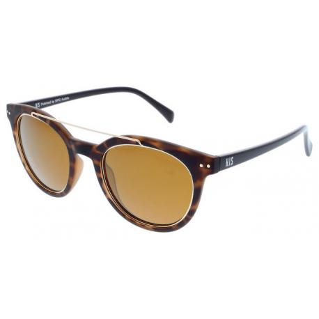 Slnečné okuliare H.I.S. POLARIZED-HPS88102-2, brown pattern, brown, 50-22-143