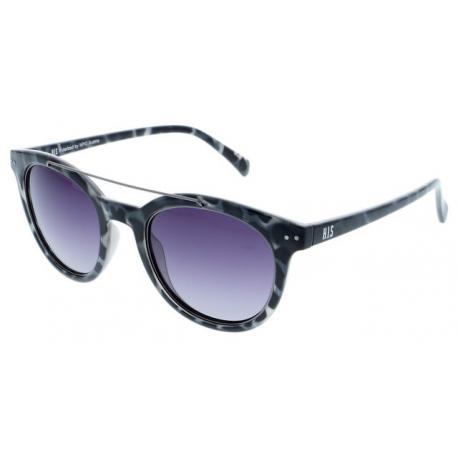Slnečné okuliare H.I.S. POLARIZED-HPS88102-3, havanna grey, smoke POL, 50-22-143