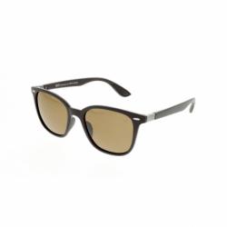 Slnečné okuliare H.I.S. POLARIZED-HPS08117-2, brown, brown POL, 52-21-145