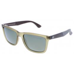 Slnečné okuliare H.I.S. POLARIZED-HPS88119-3, green, green with gold mirror POL, 54-17-144