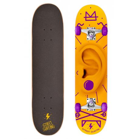 Skateboard STREET SURFING-STREET SKATE 31 Shout Out
