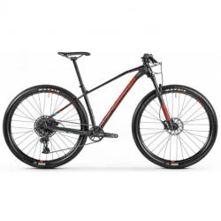 Horský bicykel MONDRAKER-Chrono, black/red/blue, 2021