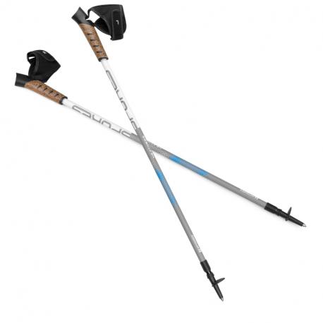 Nordic walking palice SPOKEY-NEATNESS II Nordic Walking 2 part, anti-shock