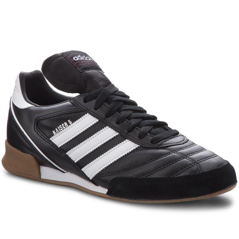 ADIDAS-Kaiser 5 Goal black/foowhite/none 43 1/3 Čierna