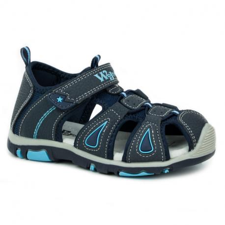 Dětské sandály WOJTYLKO-Carine blue