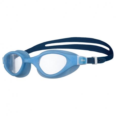 Juniorské plavecké okuliare ARENA-CRUISER EVO JUNIOR CLEAR-BLUE-BLUE