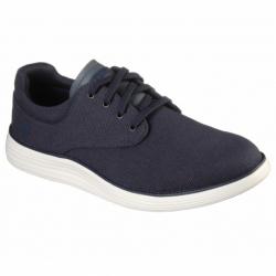 Pánska rekreačná obuv SKECHERS-Status 2.0 Burbank navy (EX)