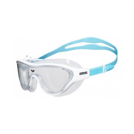 Juniorské plavecké brýle ARENA-THE ONE MASK JR CLEAR-WHITE-LIGHTBLUE