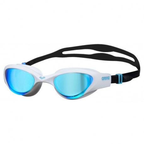 Plavecké okuliare ARENA-THE ONE MIRROR BLUE-WHITE-BLACK