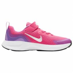 Detská rekreačná obuv NIKE-WearAllDay hyper pink/fuchsia glow/dark smoke grey/white