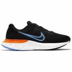 Pánska bežecká obuv NIKE-Renew Run 2 black/orange/white