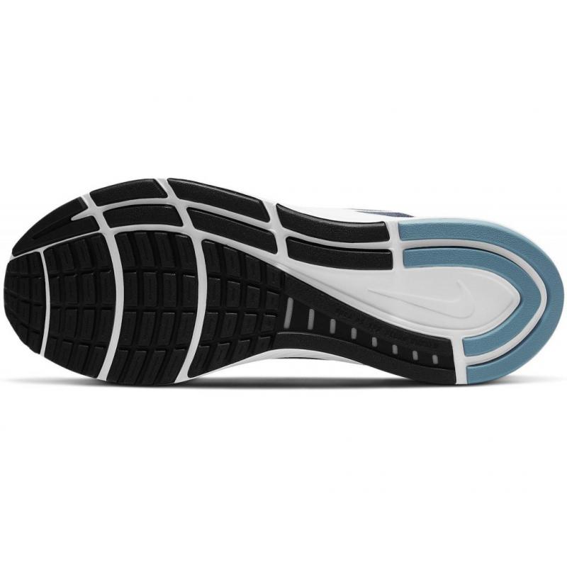 Pánska bežecká obuv NIKE-Air Zoom Structure 23 navy/cerulean/dark obsidian -
