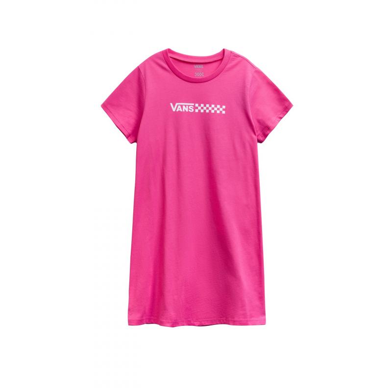 VANS-GR CHALKBOARD DRESS Ružová XL