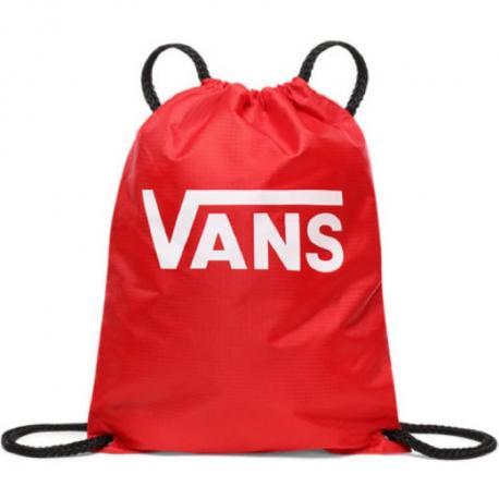 Pytlík na přezůvky VANS-MN LEAGUE BENCH BAG Red
