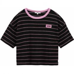 Dámske tričko s krátkym rukávom VANS-WM RAZZ BOXY TOP
