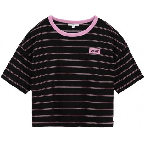 Dámské triko s krátkým rukávem VANS-WM Razz BOXY TOP