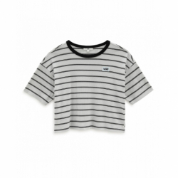 Dámske tričko s krátkym rukávom VANS-WM RAZZ BOXY TOP BALLAD
