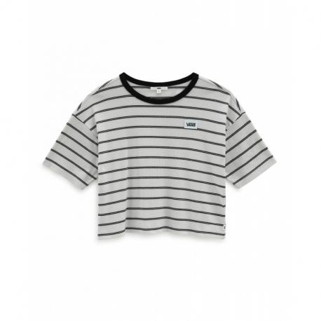 Dámské triko s krátkým rukávem VANS-WM Razz BOXY TOP BALLAD