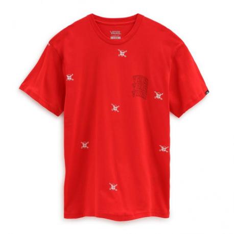 Pánské triko s krátkým rukávem VANS-MN NEW VARSITY SS High Risk