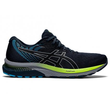 Pánská běžecká obuv ASICS-Gel Cumulus 22 french blue / black (EX)
