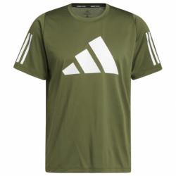 Pánske tréningové tričko s krátkym rukávom ADIDAS ORIGINALS-FL 3 BAR TEE WILPIN