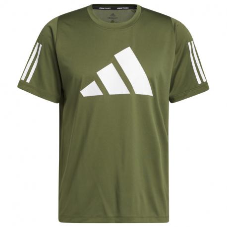 Pánské tréninkové triko s krátkým rukávem ADIDAS-FL 3 BAR TEE WILPIN