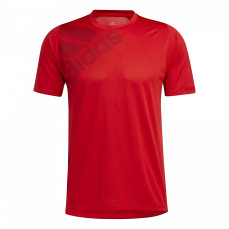 Pánské tréninkové triko s krátkým rukávem ADIDAS-FL_SPR GF BOS VIVRED