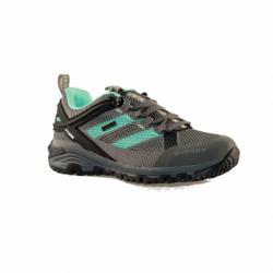 Dámska nízka turistická obuv EVERETT-Tournet W grey/mint (EX)