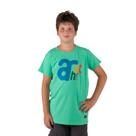 Chlapecké tričko s krátkým rukávem AUTHORITY-T-BRANDIK_mint