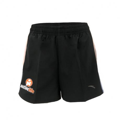 Dámské běžecké kraťasy ACTIVE LIFE-Shorts-WOMEN-862125503-1-Basic Black / Fall Rainbow Powder