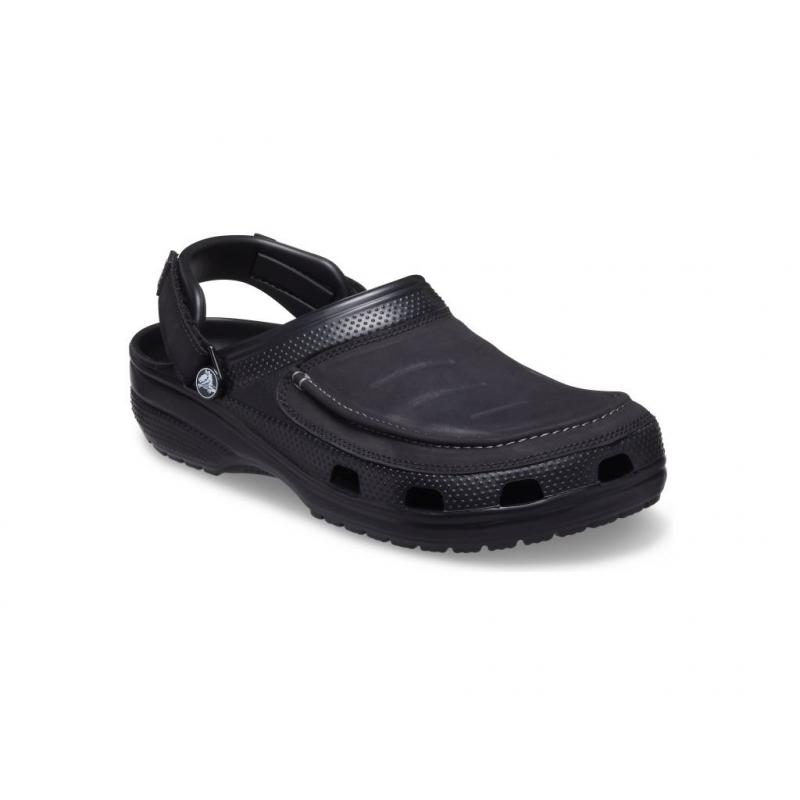 Pánské kroksy (rekreační obuv) CROCS-Yukon Vista II Clog M black 42/43 Černá