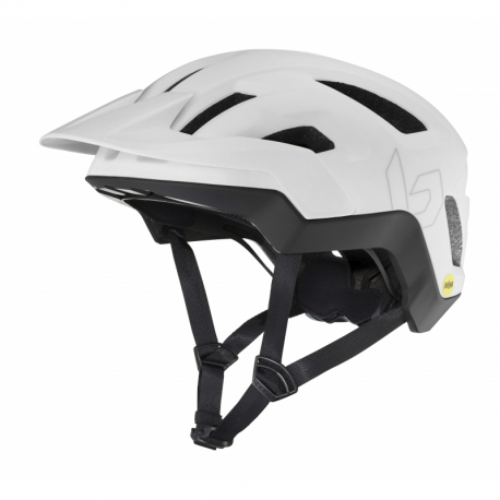 Cyklistická prilba BOLLE-ADAPT MIPS White