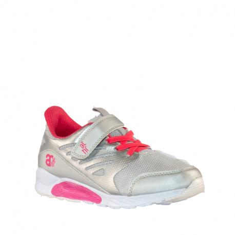 Dětská rekreační obuv AUTHORITY KIDS-Astro grey / pink