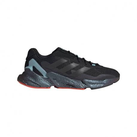 Pánska bežecká obuv ADIDAS-X9000L4 M core black/core black/pulse aqua (EX)