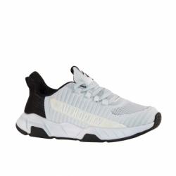 Juniorská rekreačná obuv AUTHORITY-GoYe white/black