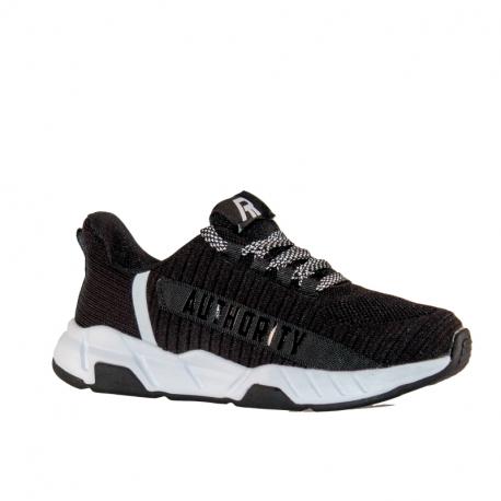 Juniorská rekreačná obuv AUTHORITY-GoYe black/white