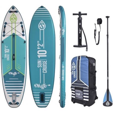 Set paddleboard a padlo SKIFFO-Sun Cruise 310x84x15 cm