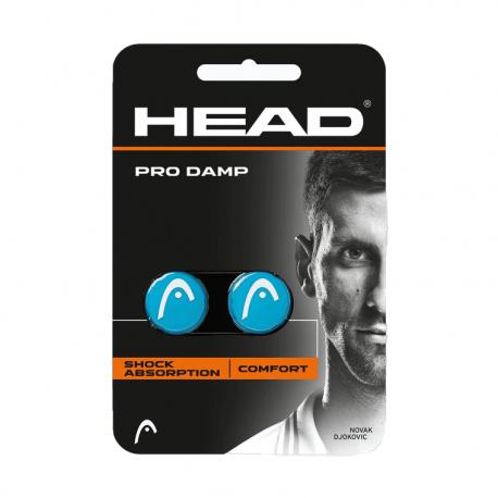 Tlumič HEAD-Pro Damp 2pcs Pack Blue