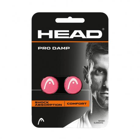 Tlumič HEAD-Pro Damp 2pcs Pack Pink