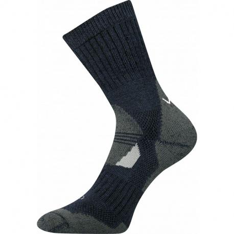 Turistické ponožky VOXX-MERINO Stabil CLIMAYARN-dark blue I