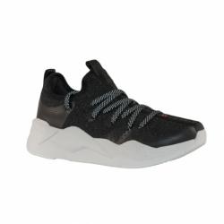 Pánska rekreačná obuv AUTHORITY-Wave black (EX)