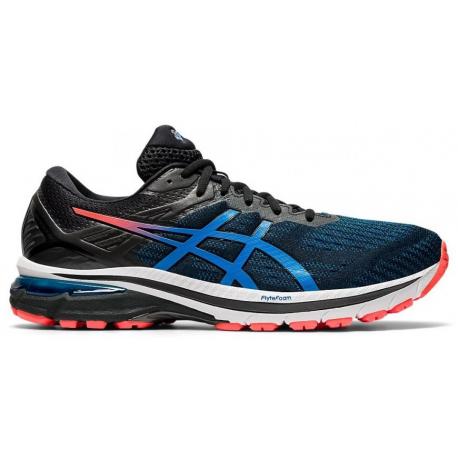 Pánska bežecká obuv ASICS-GT-2000 9 black/directoire blue