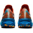 Pánska bežecká obuv ASICS-Novablast digital aqua/marigold orange -