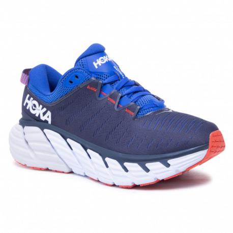 Pánská běžecká obuv HOKA ONE ONE-Gaviota 3 black iris / turkish sea