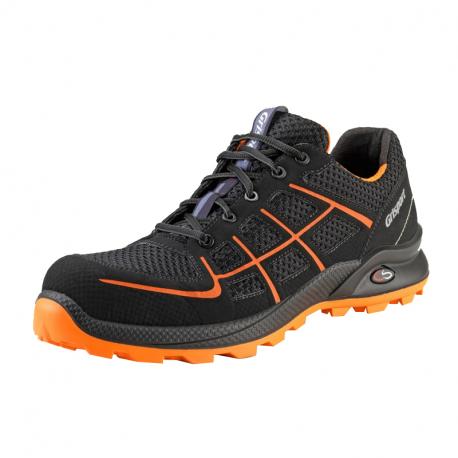Pracovná obuv nízka GRISPORT-Wind black
