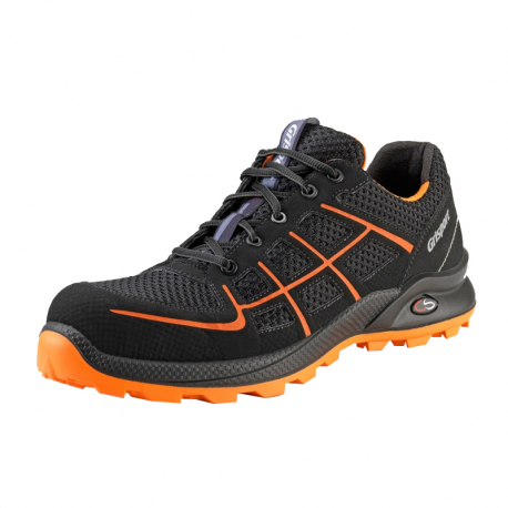 Pracovní obuv nízká Grisport-Wind black