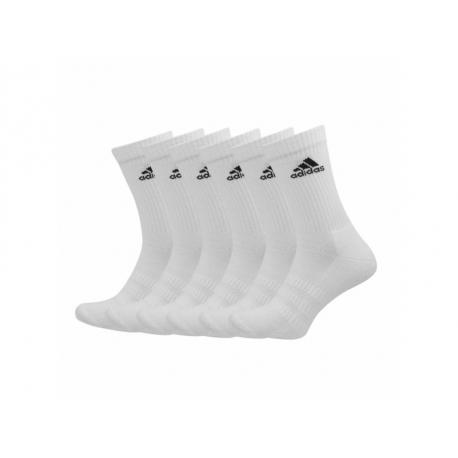 Ponožky ADIDAS-CUSH CRW 6PP-White