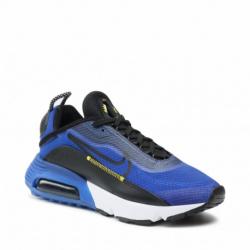 Pánska rekreačná obuv NIKE-Air Max 2090 hyper blue/black/white