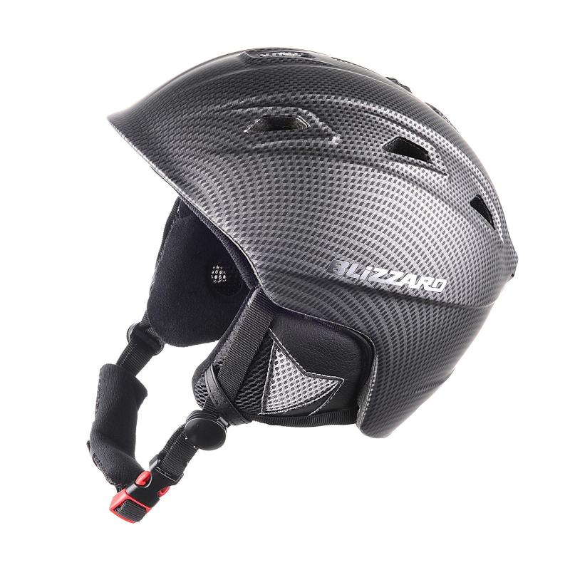 584a94083 BLIZZARD-1K DEMON ski helmet, carbon matt | EXIsport Eshop